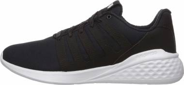 K-Swiss District - Black/White (06159067)
