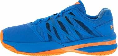 K-Swiss Ultrashot 2 - Brillant Blue/Neon Orange