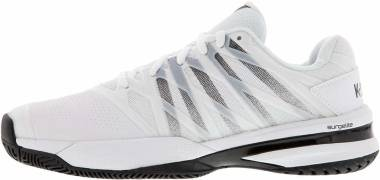 K-Swiss Ultrashot 2 - White/Black (06168102)