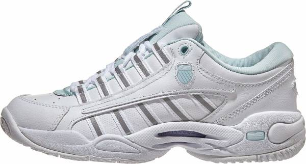 K-Swiss Ultrascendor - White and Pastel Blue