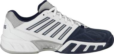 K-Swiss Bigshot Light 3 - White/Navy (05366109)