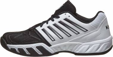 K-Swiss Bigshot Light 3 - White White Black 129m (05366129)