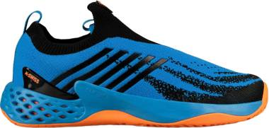 K-Swiss Aero Knit - Blue Brilliant Blue Neon Orange 427m (06137427)
