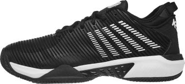 K-Swiss Hypercourt Supreme - Black/White (06615002)