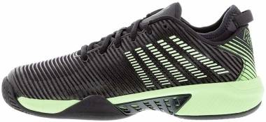 K-Swiss Hypercourt Supreme - Blue Graphite/Soft Neon Green (06615405)