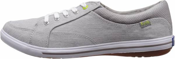 Keds Vollie - Drizzle Grey Canvas