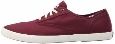 Keds Champion Army Twill - Burgundy