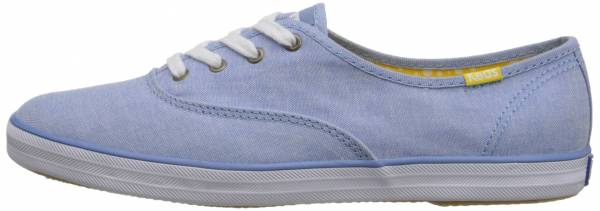 Keds Champion Chambray - Blue (WF50755)