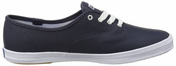 Keds Champion Leather Navy
