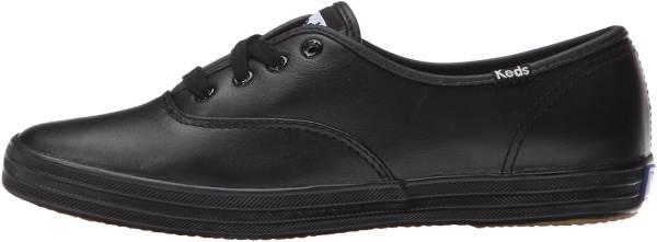 Keds Champion Leather - Black