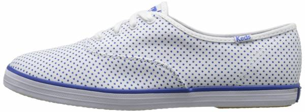 Keds Champion Micro Dot White/Blue