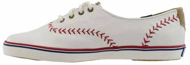 Keds Champion Pennant Leather - White (WH54430)