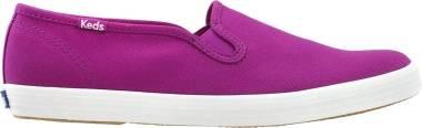 Keds Champion Slip-On - Purple (WF61528)