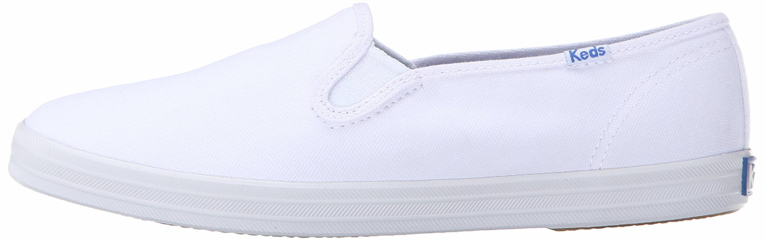 44 + Review of Keds Champion Slip-On