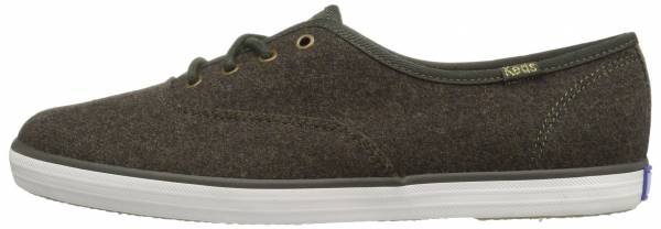 Keds Champion Wool - Forest Green