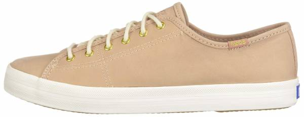 Keds Kickstart Leather - Brown