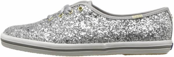 Keds x Kate Spade New York Champion Glitter - Silver