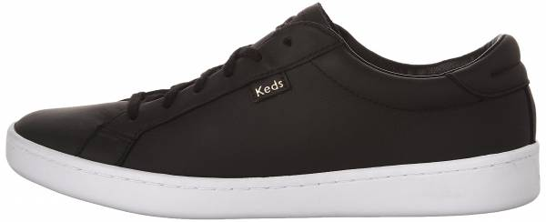 Keds Ace Leather - Black (WH56858)