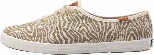 Keds Champion Animal  - Beige