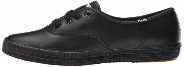 Keds Champion Leather CVO - Black (WH45780)