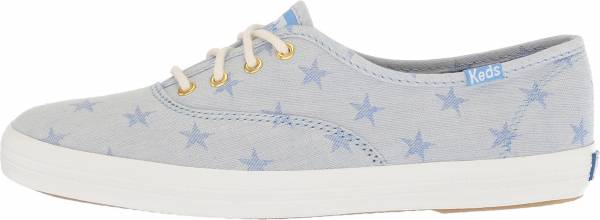 Keds Champion Star Chambray - Light Blue