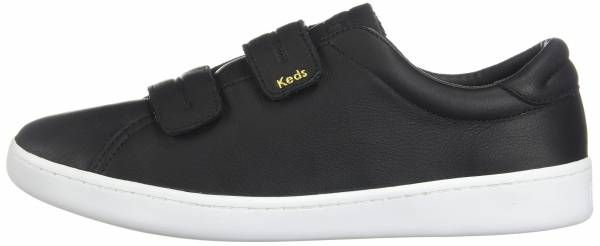 Keds Ace V Leather Black