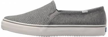 Keds Double Decker Perf Jersey - Charcoal