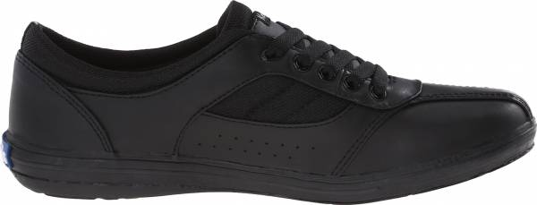 Keds Prestige - Black Leather