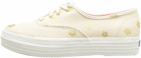 e1b359519 9 Reasons to NOT to Buy Keds Triple Hibiscus (May 2019)