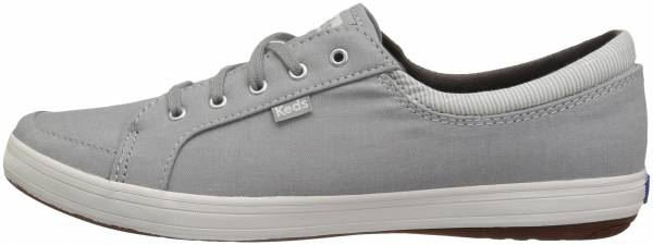 Keds Vollie II Chambray - Light Gray