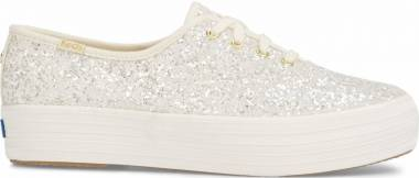 Keds x Kate Spade New York Triple Glitter - Beige