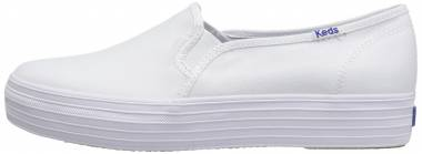 Keds Triple Decker - White (WF55242)