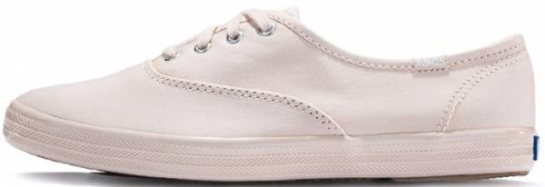 Keds Champion Cotton Sateen - Pink