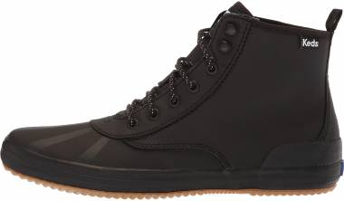 Keds Scout Boot Splash Twill - Black