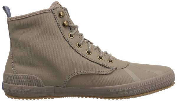 Keds Scout Boot Splash Twill - Taupe