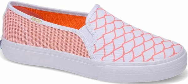 Keds x Alaina Marie Double Decker Mesh Waves  - Coral