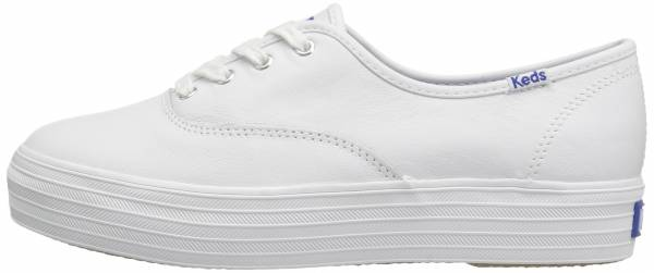 Keds Triple Leather - White