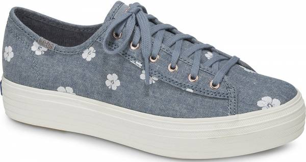 c60fed083 14 Reasons to NOT to Buy Keds Triple Kick Hibiscus (May 2019 ...