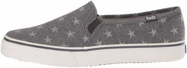 Keds Double Decker Chambray Star - Slate
