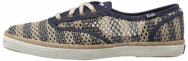 Keds Champion Crochet Blue