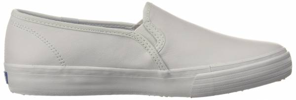 Keds Double Decker Leather - White