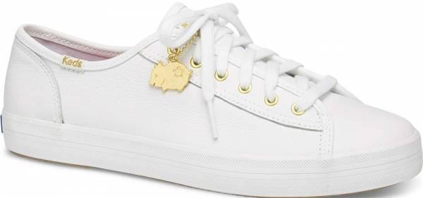 Keds Kickstart CNY Leather - White