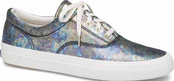 Keds Anchor Oil Slick Leather - Navy Multi
