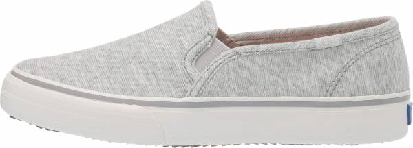 Keds Double Decker Stripy Jersey - Light Gray