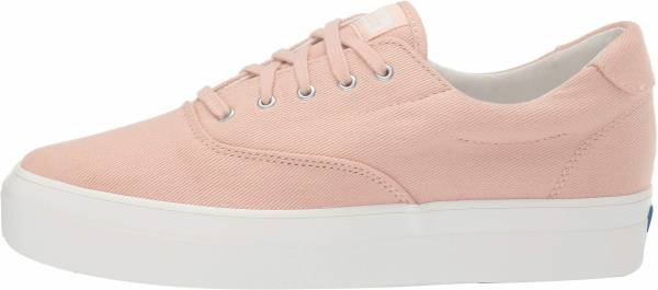 Keds Rise Denim - Peach (WF61330)