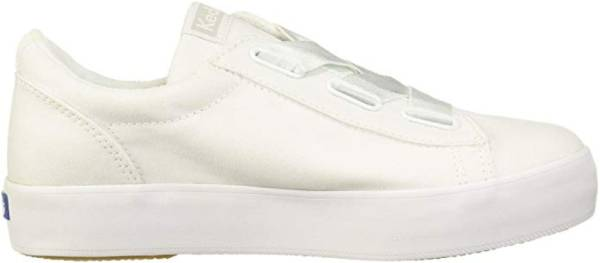 Keds Triple Cross Canvas White