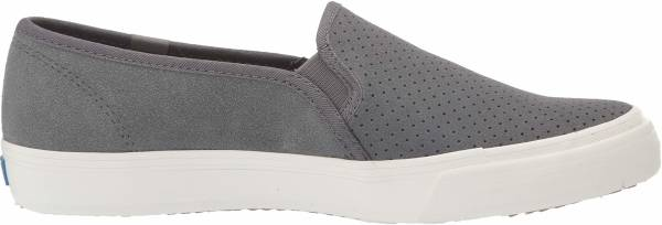 Keds Double Decker Perf Suede - Grey