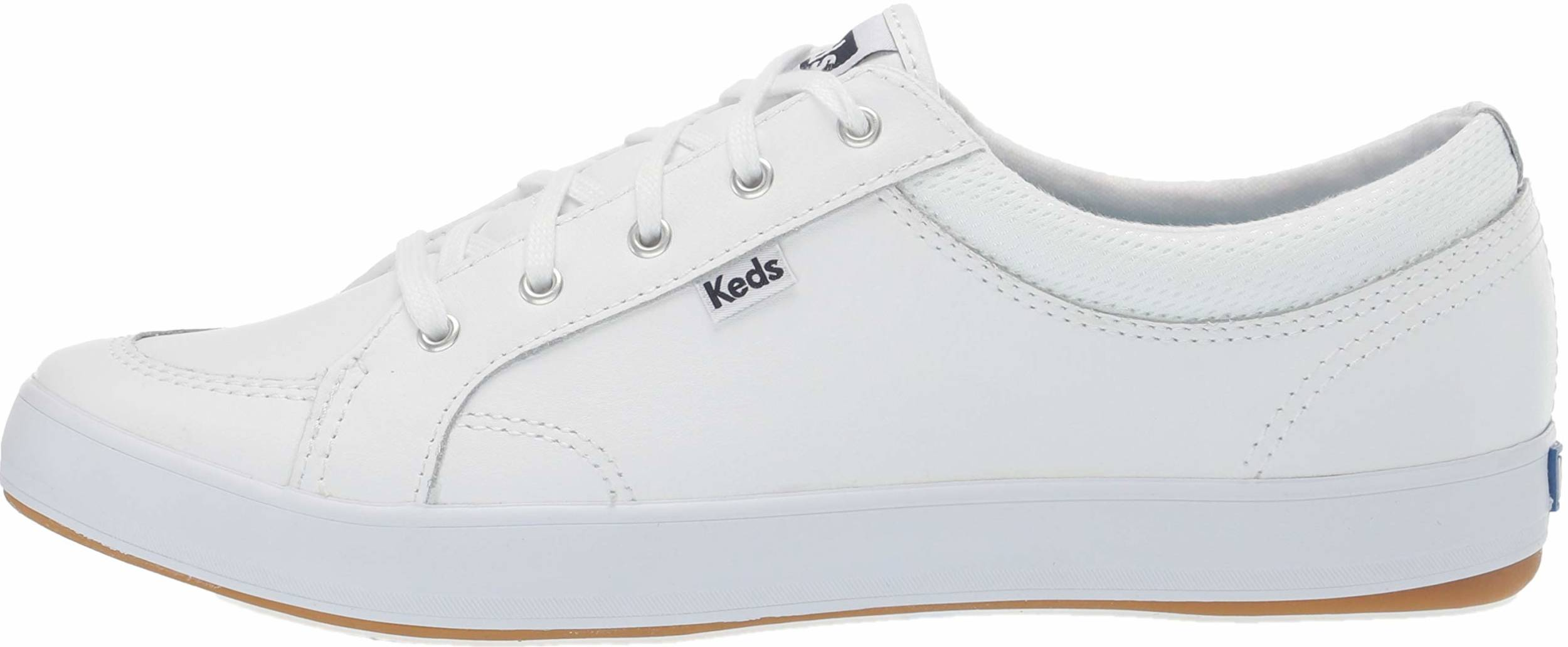 $55 + Review of Keds Center Leather
