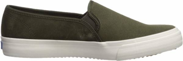 Keds Double Decker Suede - Forest Green (WH61505)