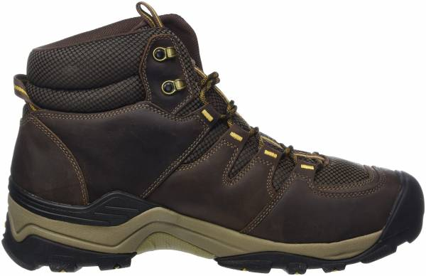 KEEN Gypsum II Mid Waterproof - Brown (1015298)